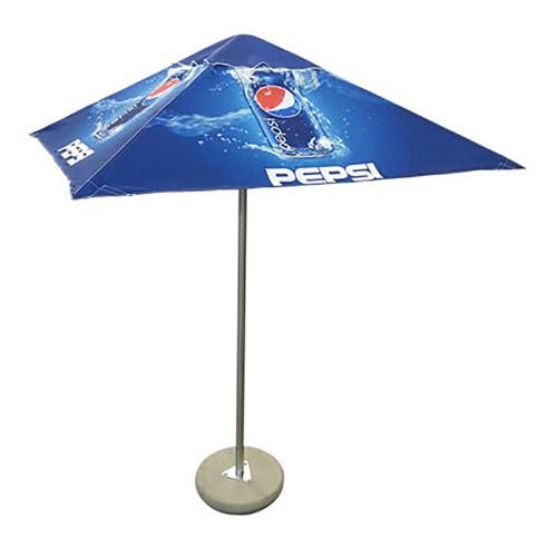 Outdoor Umbrellas - Aluminium Square
