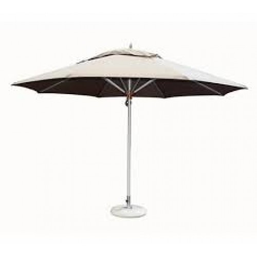 Outdoor Umbrellas - Aluminium Hexaganol